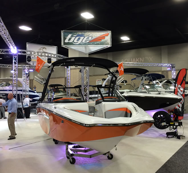Boat dealers in knoxville tn area
