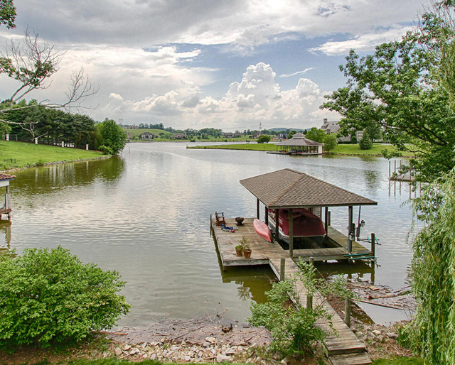 Loudoun Lake Homes in Tennessee