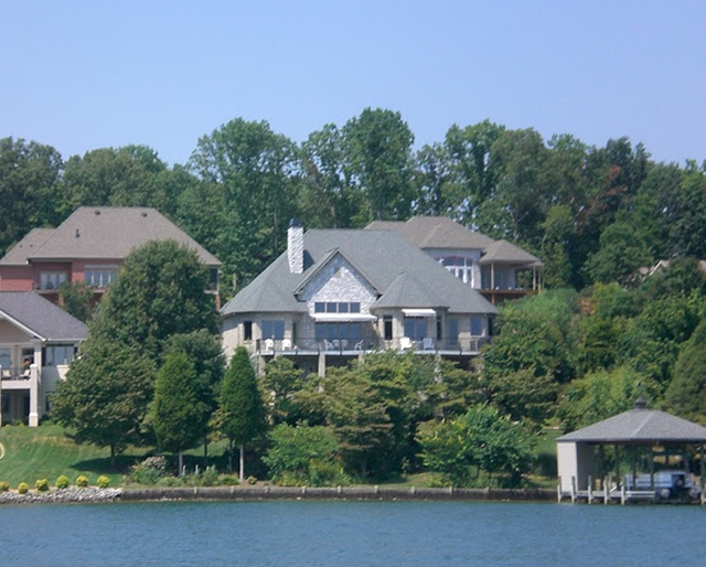 Tanasi Point Homes for Sale Tellico Lake