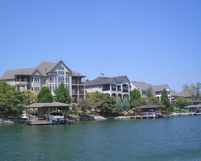 Tanasi Shores Homes for Sale Tellico Lake