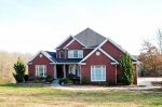 Brick Lakefront Home at Conkinnon