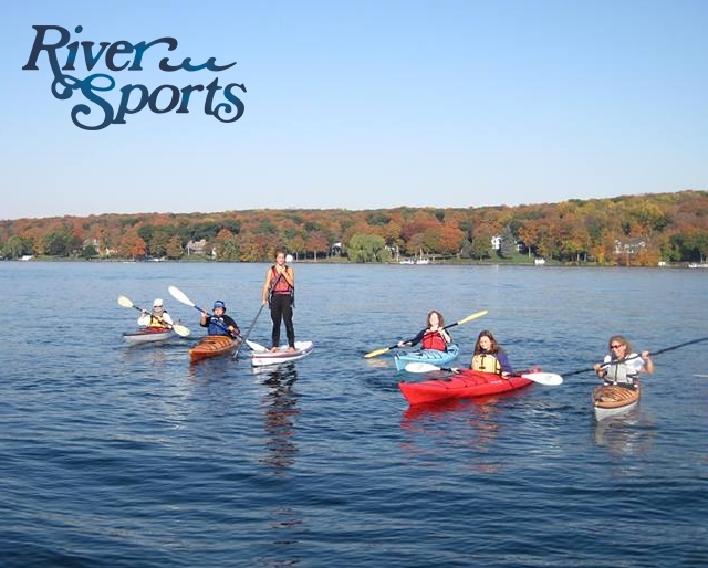 Boat Demo Day by River Sports Outfitters