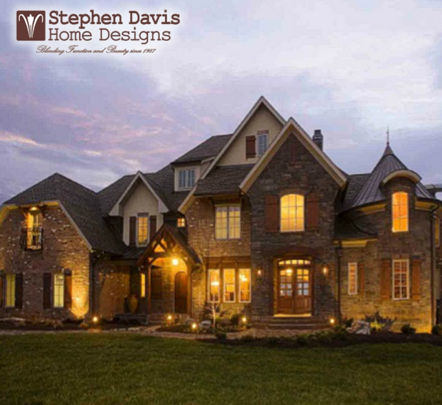 Design My Home: Stephen Davis Home Designs In Knoxville