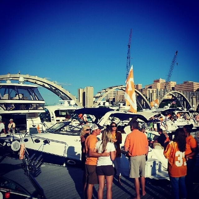 Game day vol navy knoxville tn
